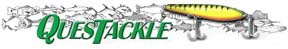 Peacock Bass - Questackle tackle logo