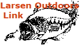 Larsen's Outdoor Publishing fish logo - fishing books